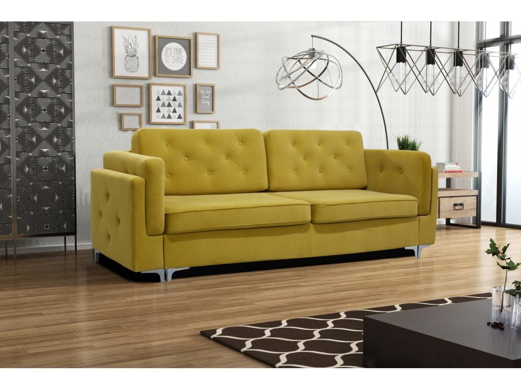 Sofa Monte - skandynawski styl